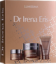 Voňavky, Parfémy, kozmetika Sada - Dr Irena Eris Lumissima (f/cr/50ml + f/cr/30ml + eye/cr/15ml)