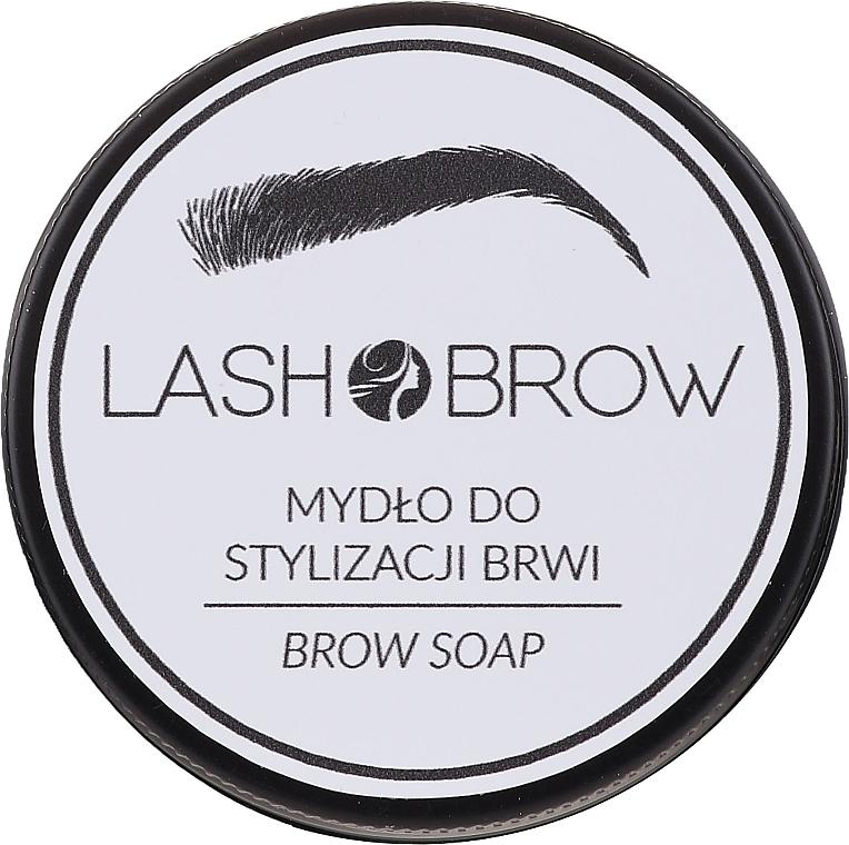 Fixačné gélové mydlo na obočie - Lash Brow Soap