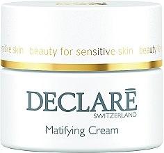 Voňavky, Parfémy, kozmetika Matujúci hydratačný krém - Declare Matifying Hydro Cream