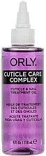 Voňavky, Parfémy, kozmetika Olej na pokožku - Orly Cuticle Care Complex