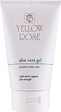 Voňavky, Parfémy, kozmetika Gél na tvár a telo z aloe vera - Yellow Rose Aloe Vera Gel