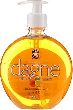 Voňavky, Parfémy, kozmetika Tekuté mydlo s citrusovou vôňou - Seal Cosmetics Dagne Liquid Soap