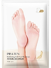 Voňavky, Parfémy, kozmetika Maska na nohy peelingová - Pilaten Exfoliating Soft Foot