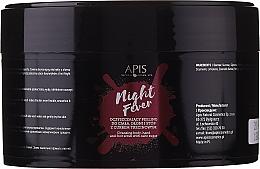 Voňavky, Parfémy, kozmetika Čistiaci peeling na telo a ruky - Apis Professional Night Fever Peelling For Body, Hand And Foot