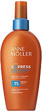 Voňavky, Parfémy, kozmetika Sprej na urýchlenie opaľovania s SPF ochranou - Anne Moller Express Sunscreen Body Spray SPF15