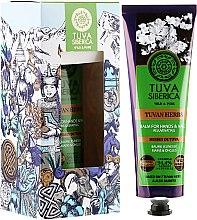 Voňavky, Parfémy, kozmetika Regeneračný balzam na ruky - Natura Siberica Tuva Siberica Tuvan Herbs Rejuvenating Balm For Hands And Nails