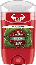 Voňavky, Parfémy, kozmetika Tuhý deodorant - Old Spice Citron Deodorant Stick