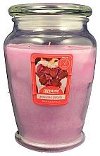 Voňavky, Parfémy, kozmetika Vonná sviečka Lupene ruží - Airpure Precious Petals Scented Candle