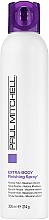 Fixačný sprej pre extra objem silnej fixácie - Paul Mitchell Extra-Body Finishing Spray — Obrázky N1