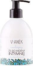 Voňavky, Parfémy, kozmetika Hydratačný gél pre intímnu hygienu - Vianek Moisturising Intimate Hygiene Gel