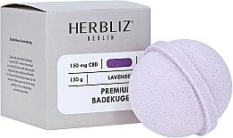 """Voňavky, Parfémy, kozmetika Šumivá bomba do kúpeľa """"Levanduľa"""" - Herbliz CBD"""