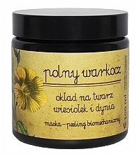 """Voňavky, Parfémy, kozmetika Maska-peeling """"Pupalka a dyňa"""" - Polny Warkocz"""