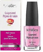 Voňavky, Parfémy, kozmetika Sérum na nechty - Kinetics Mini Spa Grapeseed Nail Serum
