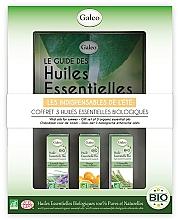 """Voňavky, Parfémy, kozmetika Sada éterických olejov """"Letná"""" - Galeo Vital Oils For Summer (ess/oil/3x10ml)"""