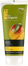 Voňavky, Parfémy, kozmetika Výživný balzam na telo - Be Organic Nutritive Body Balm