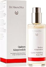 "Voňavky, Parfémy, kozmetika Telové mlieko ""Dula"" - Dr. Hauschka Quince Hydrating Body Milk"