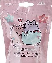 Voňavky, Parfémy, kozmetika Šumivé bomby do kúpeľa - The Beauty Care Company Pusheen Bath Fizzer