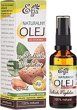 Voňavky, Parfémy, kozmetika Prírodný mandľový olej - Etja