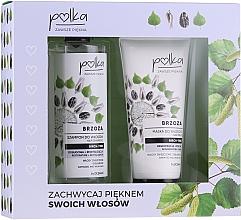 Voňavky, Parfémy, kozmetika Sada - Polka Birch Tree (shmp/400ml + h/mask/200ml)