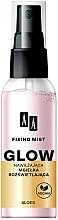 Voňavky, Parfémy, kozmetika Fixačný sprej - AA Fixing Mist Glow