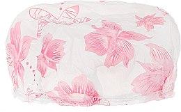 Voňavky, Parfémy, kozmetika Sprchová čiapka, 9298, ružové kvety - Donegal Shower Cap