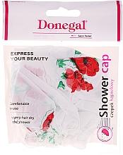 Voňavky, Parfémy, kozmetika Sprchová čiapka, 9298, mak - Donegal