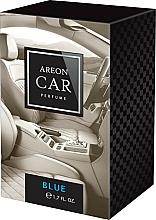 Voňavky, Parfémy, kozmetika Aromatický difúzor do auta - Areon Car Perfume Blue