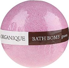 """Voňavky, Parfémy, kozmetika Šumivá guľa do kúpeľa """"Guava"""" - Organique Bath Bomb Guava"""