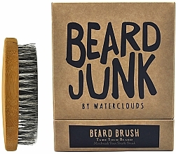Voňavky, Parfémy, kozmetika Kefka na bradu - Waterclouds Beard Junk Beard Boar Bristle Brush