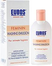 Voňavky, Parfémy, kozmetika Emulzia pre intímnu hygienu - Eubos Med Intimate Care Feminin Washing Emulsion