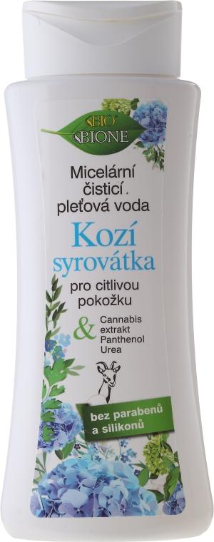 Micelárna voda - Bione Cosmetics Goat Milk Micellar Cleansing Water