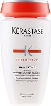 Voňavky, Parfémy, kozmetika Šampón pre normálne a mierne suché vlasy - Kerastase Bain Satin 1 Irisome Nutritive Shampoo