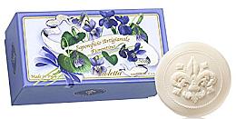 """Voňavky, Parfémy, kozmetika Sada toaletného mydla """"Fialoká """" - Saponificio Artigianale Fiorentino Violet (Soap/6x50g)"""