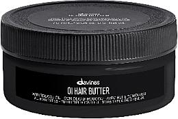 Voňavky, Parfémy, kozmetika Výživný olej pre absolútnu krásu vlasov - Davines OI Hair Butter