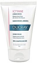 Voňavky, Parfémy, kozmetika Hydratačný a ochranný krém na ruky - Ducray Ictyane Hand Cream
