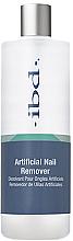 Voňavky, Parfémy, kozmetika Prostriedok na odstránenie umelých nechtov - IBD Artificial Nail Remover