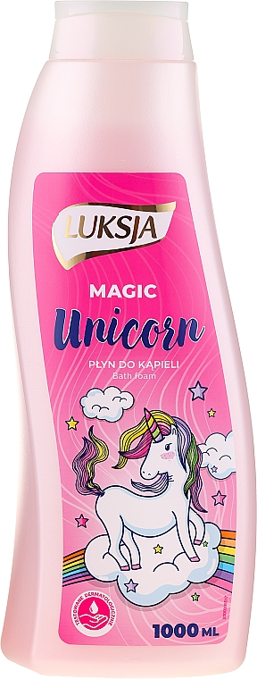 Pena do kúpeľa - Luksja Magic Unicorn Bath Foam