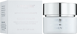 Voňavky, Parfémy, kozmetika Regeneračný intenzívny krém na tvár s 24 hodinovým účinkom - La Biosthetique Methode Regenerante Creme Vitalite