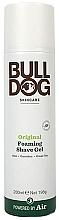 Voňavky, Parfémy, kozmetika Penivý gél na holenie - Bulldog Skincare Original Foaming Shave Gel
