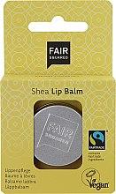 """Voňavky, Parfémy, kozmetika Balzam na pery """"Vanilka"""" - Fair Squared Lip Balm Shea"""