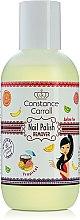 Voňavky, Parfémy, kozmetika Prostriedok pre odstránenie laka - Constance Carroll Nail Polish Remover