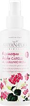 Voňavky, Parfémy, kozmetika Sprej na vlasy - MaterNatura Acidic Hair Rinse with Rose Geranium