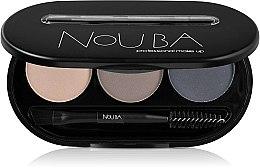 Voňavky, Parfémy, kozmetika Kozmetická sada na obočie - NoUBA Eyebrow Powder Kit