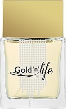 Voňavky, Parfémy, kozmetika Vittorio Bellucci Gold'n'Life - Parfumovaná voda