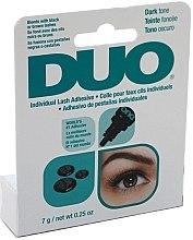 Voňavky, Parfémy, kozmetika Lepidlo na mihalnice vo zväzkoch - Duo Individual Lash Adhesive Dark