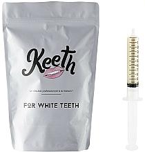 """Voňavky, Parfémy, kozmetika Sada náhradných náplní na bielenie zubov """"Kokos"""" - Keeth Coconut Refill Pack"""