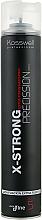 Voňavky, Parfémy, kozmetika Lak na vlasy pre extra silnú pružnú fixáciu - Kosswell Professional Dfine X-Strong Precission