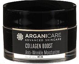 Voňavky, Parfémy, kozmetika Hydratačný krém proti vráskam - Arganicare Collagen Boost Advanced Anti-Wrinkle Moisturizer