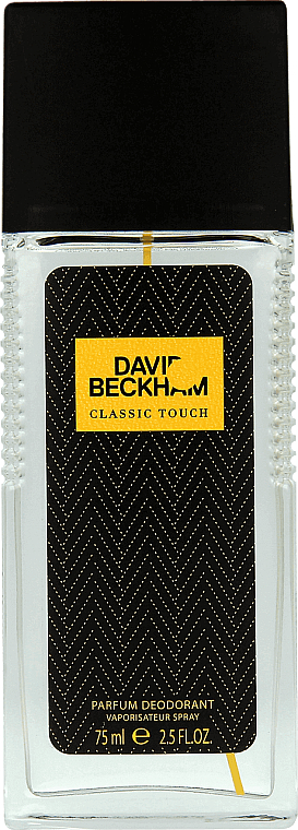 David Beckham Classic Touch Limited Edition - Dezodorant