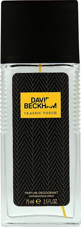David Beckham Classic Touch Limited Edition - Dezodorant